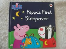 Peppa Pig Story Book Peppa's First Sleepover Story Book Brand New RRP £5.99