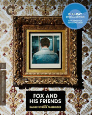 FOX AND HIS FRIENDS (CRITERION) - BLU RAY - Region A - Sealed