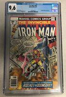 Iron Man #99 CGC 9.6 WP