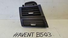 BMW X6 E71 X5 E70 DASH AIR VENT GRILLE N.S PASSENGER SIDE - 9227767