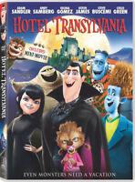 Hotel Transylvania DVD (2014) Genndy Tartakovsky cert PG ***NEW*** Amazing Value