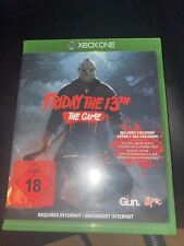 Friday the 13th - The Game (Microsoft Xbox One, 2017)