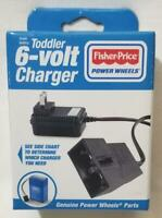 Fisher Price Power Wheels Toddler 6-Volt Charger Blue P6829