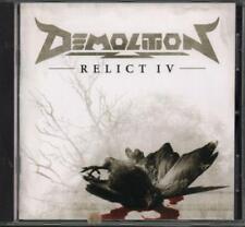 Demolition(CD Album)Relict Iv-VG