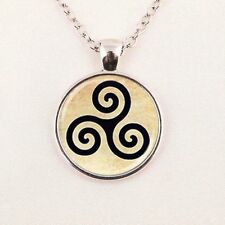 Teen Wolf necklace Triskele Triskelion Allison Argent Necklaces & Pendants
