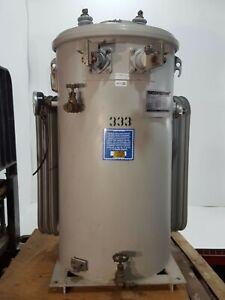 GE Single phase Transformer Volt 12470-277/480 60 Cycles KVA 333.