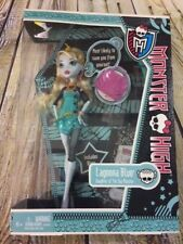 Monster High Lagoona Blue Daugther of Sea Monster Doll and Diary 2011 New