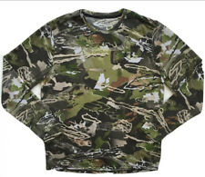 UNDER ARMOUR Mens Early Season Forest Camo Hunting Shirt 1298962 NWT Large