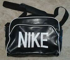 Nike Black Messenger Bag