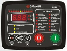 DATAKOM DKG-217 Generator Manual / Remote Start Control Panel with Synchroscope_