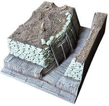de Grande-Bretagne diorama accessoires ha2094 tranchée Section #5 MIB