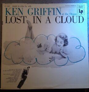 Ken Griffin Lost In A Cloud Vinyl LP (USA)