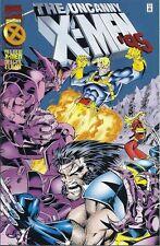Uncanny X-Men Vol. 1 (1963-2011) Ann. '95