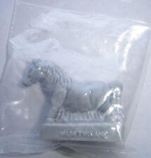 Wade England MIP Statue Tea Premium Whimsies NRFP Gray Grey Horse Pony Unopened