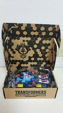 Transformers Generations Selects War for Cybertron Deluxe Rotorstorm - open box