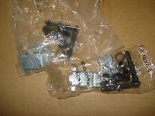 9 PIN D connector METAL HOOD  17-1657-9  NEW  QTY 2