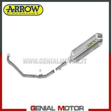 Scarico Completo Arrow Race Tech Aluminio Honda Nc 700 X 2012 > 2013