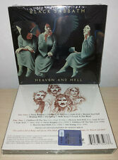 BLACK SABBATH - HEAVEN AND HELL - DELUXE EDITION - 2 CD