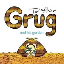 Grug and His Garden By Ted Prior Paperback Free Shipping