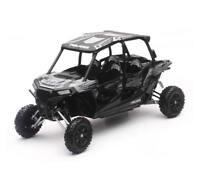 Polaris RZR XP 4 Turbo EPS 1:18 Side X Side SXS Toy Model by New Ray 57843c