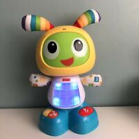 Fisher Price Bright Beats Dance & Move Beatbo Robot Toddler Toy Learning Games