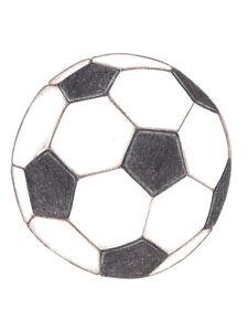 Soccer Ball Sport Balls 25 Wallies Wallpaper CutoutsWall Stickers Decals Border