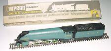 WRENN W2210 LNER Blue 4-6-2 Mallard OO/HO TRAIN,1980.