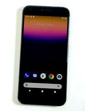 Google Pixel 32GB XL Piuttosto Nero Sbloccato SIM Gratis condizione di medio grado C 496