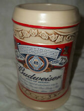 Budweiser Ceramic Mug. Officially Licensed Product By Encore.