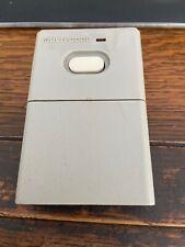 Multicode by Linear 308911 Gate Garage Door Opener 1 Button Remote.