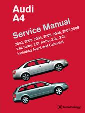 Revues techniques pour automobile Audi