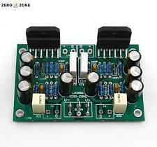 ZEROZONE LM3886 Stereo amplifier Kit Pure dynamic feedback circuit     L1510-9