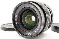 [MINT] CONTAX Carl Zeiss Distagon T* 28mm f/2.8 MMJ Wide Angle MF Lens From Japa