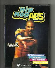 HIP HOP ABS (2007, 2 DVD) Fat Burning, AB Sculpt, Total Body Burn: Workouts