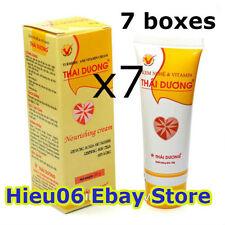 7 Tubes x 20g Turmeric scar pigmentation skin treatment Cream Thai Duong