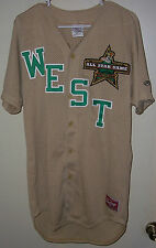 Midwest ALL-STAR 2009 Game Used/Issued #6 (West) Jersey