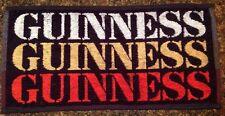 Vintage Guinness Beer Bar Pub Towel NOS (new old stock)