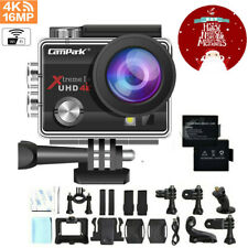 Campark Action Cam UHD 4K 16MP Waterproof Sports Camera WiFi Camcorder as Go Pro