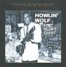 The Blues Giant by Howlin' Wolf (CD, Feb-2008, 2 Discs) Free Shipping!