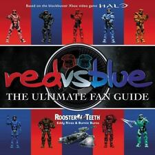 Red vs. Blue: The Ultimate Fan Guide-ExLibrary
