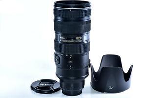 Nikon AF-S NIKKOR 70-200mm f/2.8G ED VR II Lens (USA Model) w/ Arca-Swiss