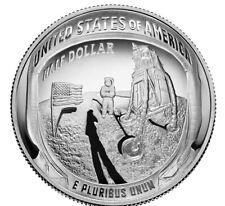 2019 S Apollo 11 Commemorative Proof Clad Half Dollar in Original Capsule