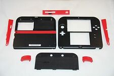 ORIGINAL NINTENDO 2DS REPAIR PART FULL SHELL HOUSING REPLACEMENT 2DS RED SHELL