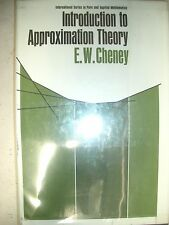 Introduction to Approximation Theory by Elliott Ward Cheney