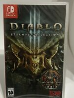 Diablo III Eternal Collection 3 (Nintendo Switch) NEW Sealed Fast Shipping