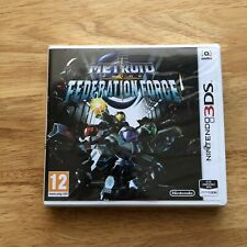 Metroid Prime Federation Force - Nintendo 2DS & 3DS * NEW SEALED PAL *