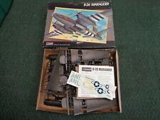 vintage MONOGRAM, MARTIN B-26 MARAUDER #5506 Yankee Guerrilla 1:48 Scale model
