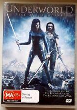 Underworld: Rise Of The Lycans (Michael Sheen) DVD (Region 4)