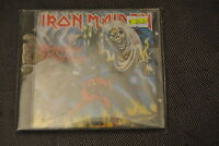 CD IRON MAIDEN THE NUMBER OF THE BEAST EMI