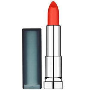 Maybelline Color Sensational matte Lipstick 955Craving Coral